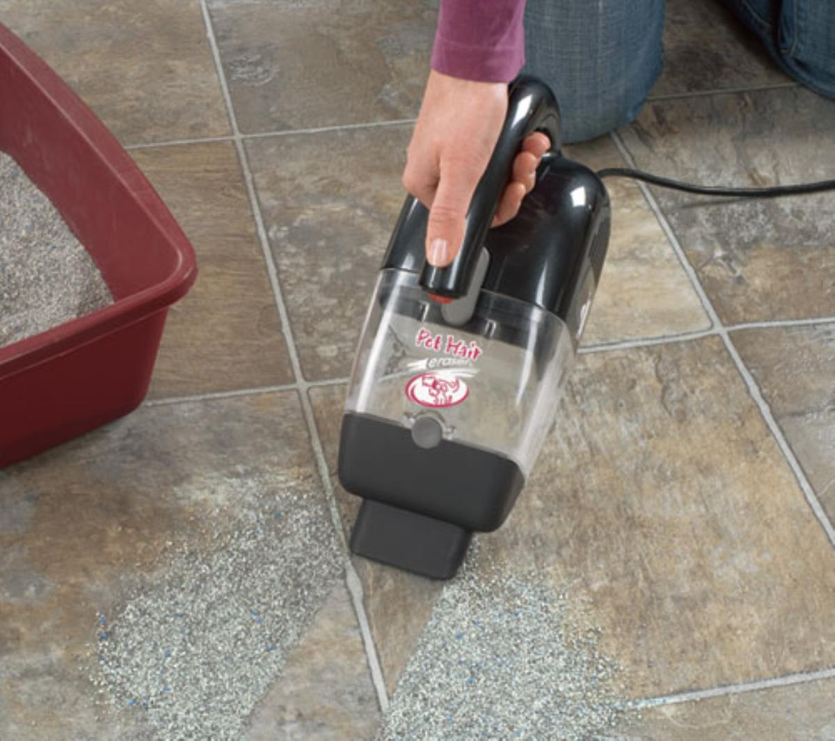 Bissell Pet Hair Eraser Handheld Vacuum Corded 33A1 hard nozzle