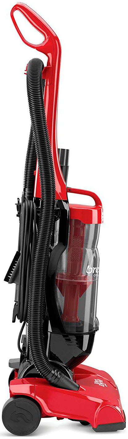 Dirt Devil Breeze Cyclonic Corded Bagless Upright Vacuum Cleaner UD70105 side