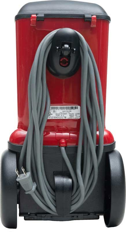 Sanitaire SC3683B Commercial Canister Vacuum bottom