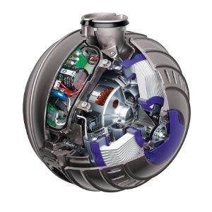 Dyson Ball technology