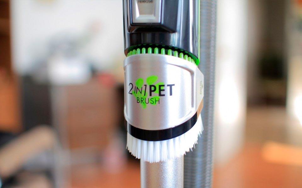 Bissell 1650A Pet Hair Eraser Vacuum 2-in-1 Pet Brush