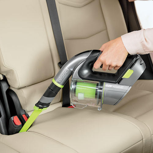 Bissell 1985 Multi Cordless Hand Vacuum crevice tool for car seats