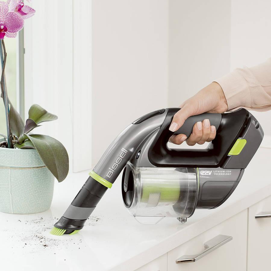 Bissell 1985 Multi Cordless Hand Vacuum dusting brush