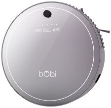 bObi Pet Robotic Vacuum Cleaner Silver