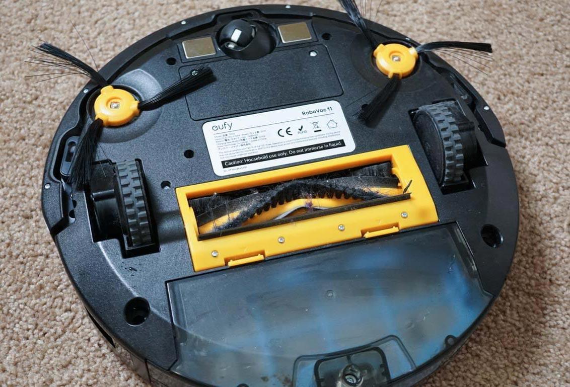Eufy RoboVac 11 Robotic Vacuum bottom