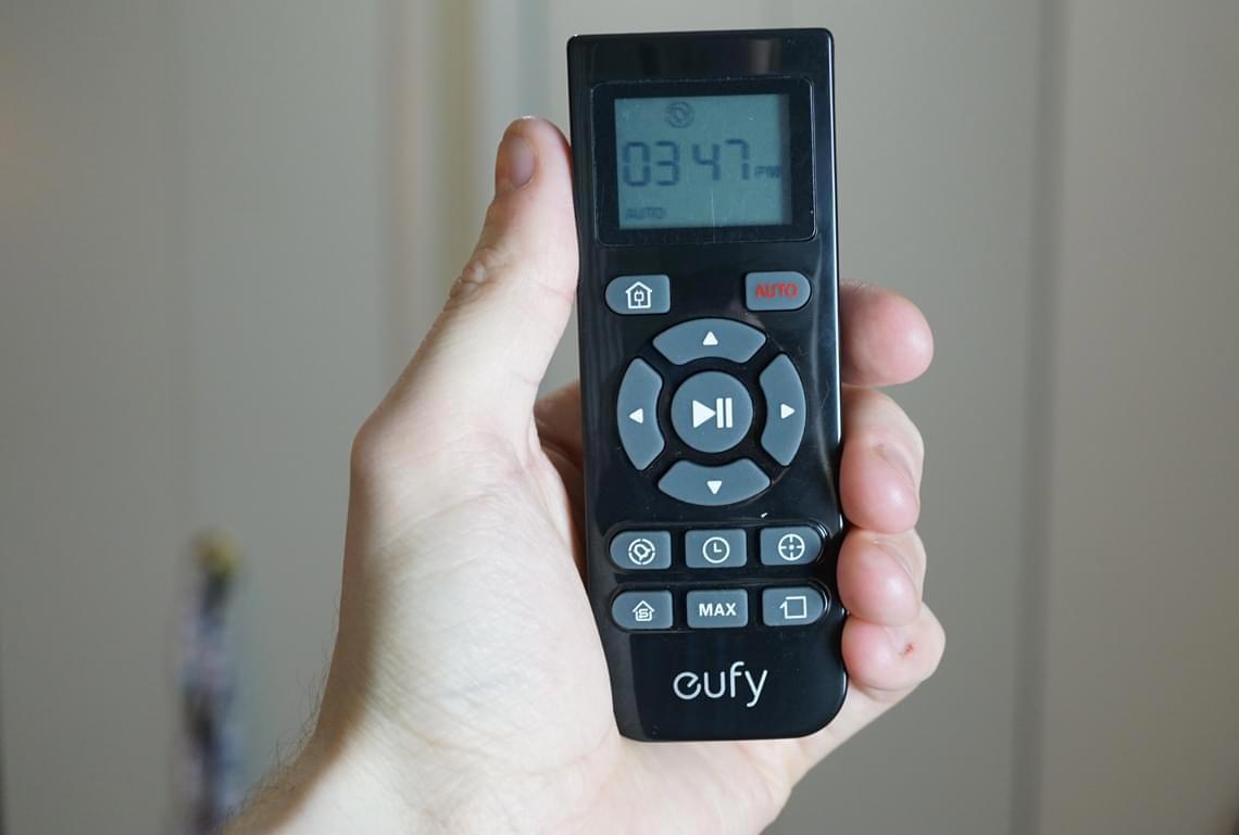 Eufy RoboVac 11 Robotic Vacuum remote control