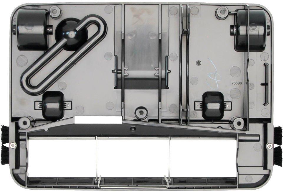 Vacuum cleaner baseplate