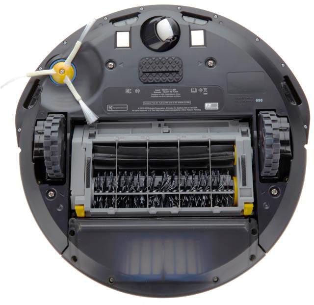 iRobot Roomba 690 bottom