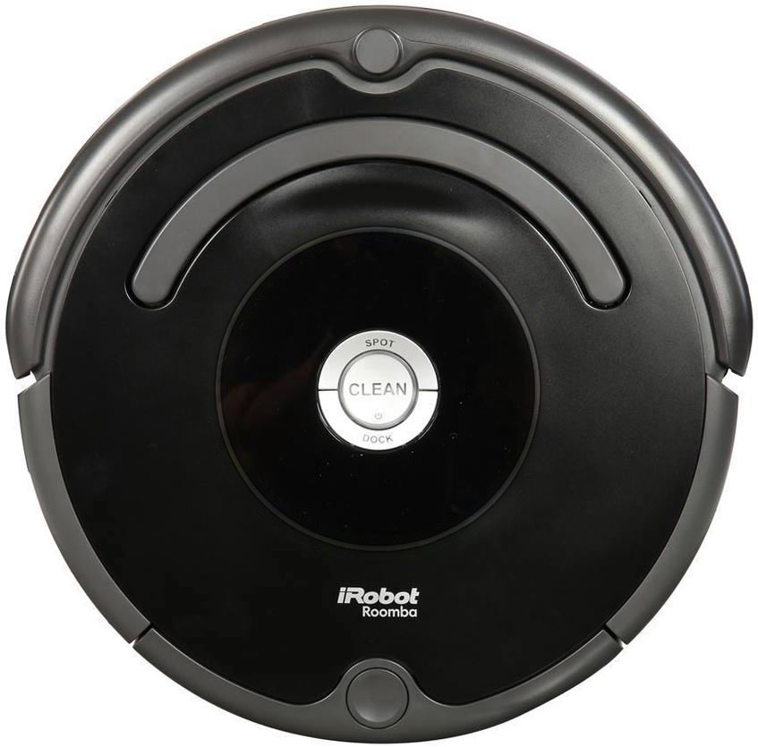 iRobot Roomba 614 top