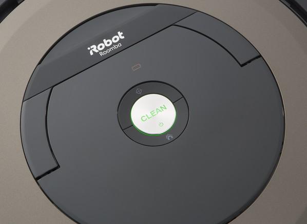 iRobot Roomba 890 buttons