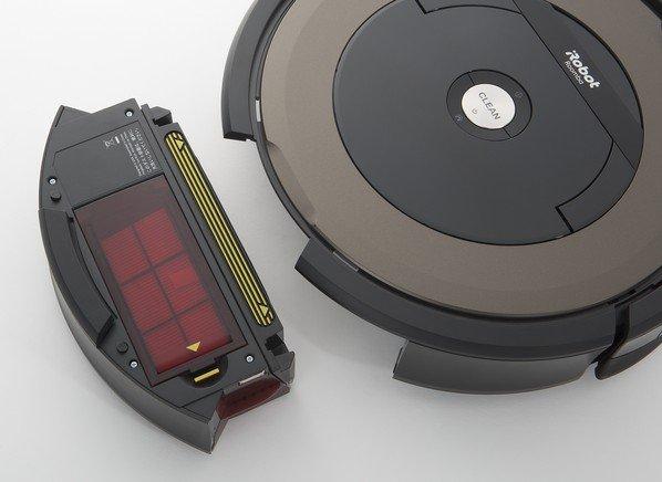 iRobot Roomba 890 dustbin release