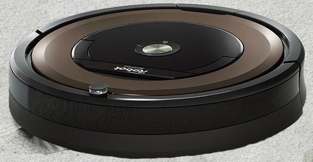 iRobot Roomba 890 front
