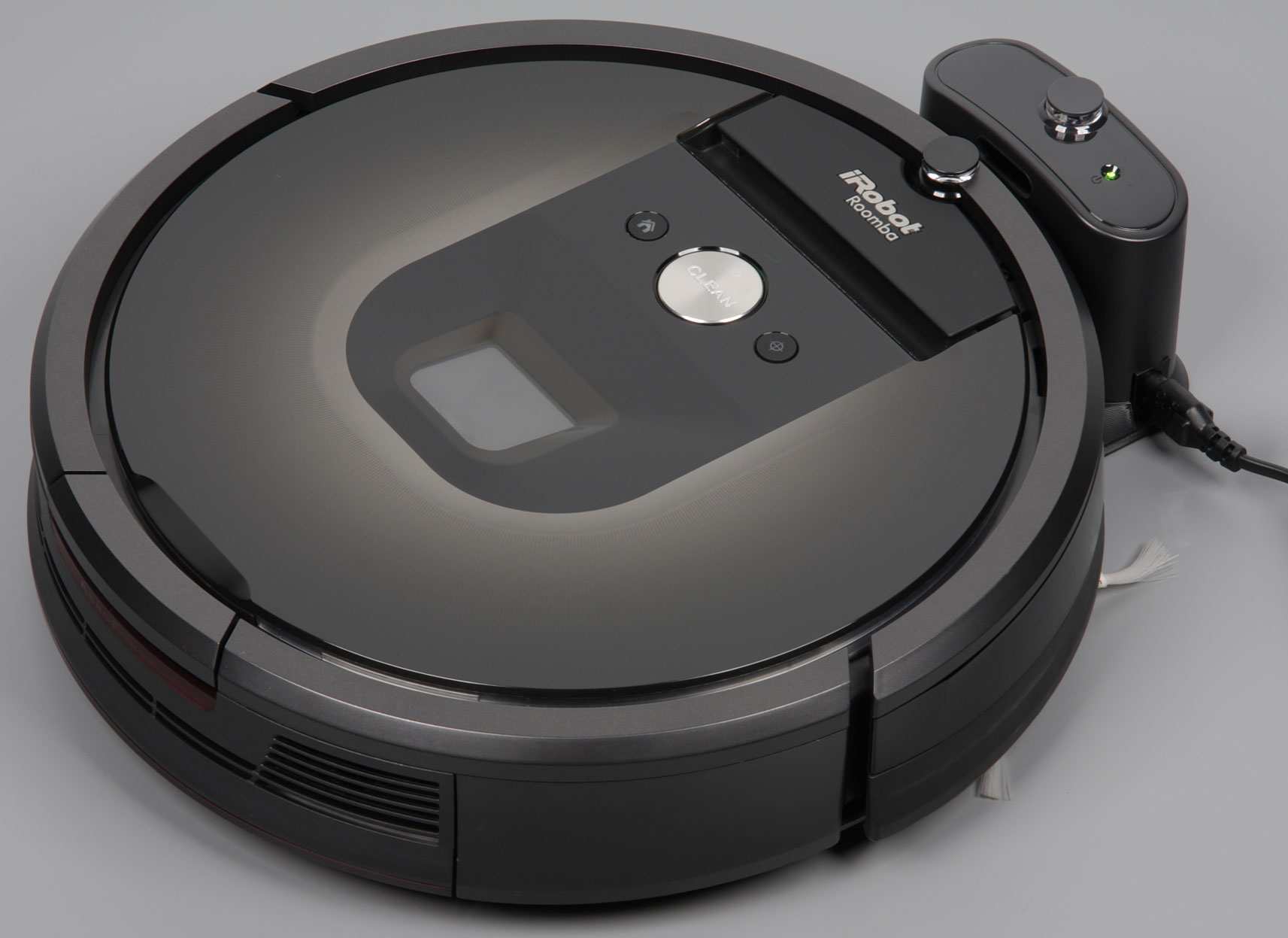 iRobot Roomba 980 docked