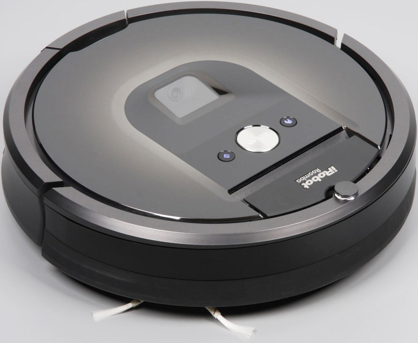 iRobot Roomba 980 front
