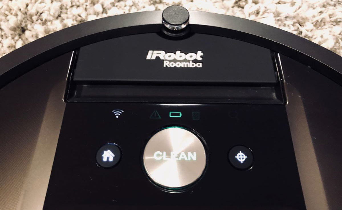 Irobot Roomba 980 Robotic Vacuum Cleaner Review Pet Hair