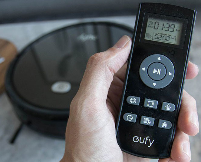 Eufy RoboVac 11+ remote control