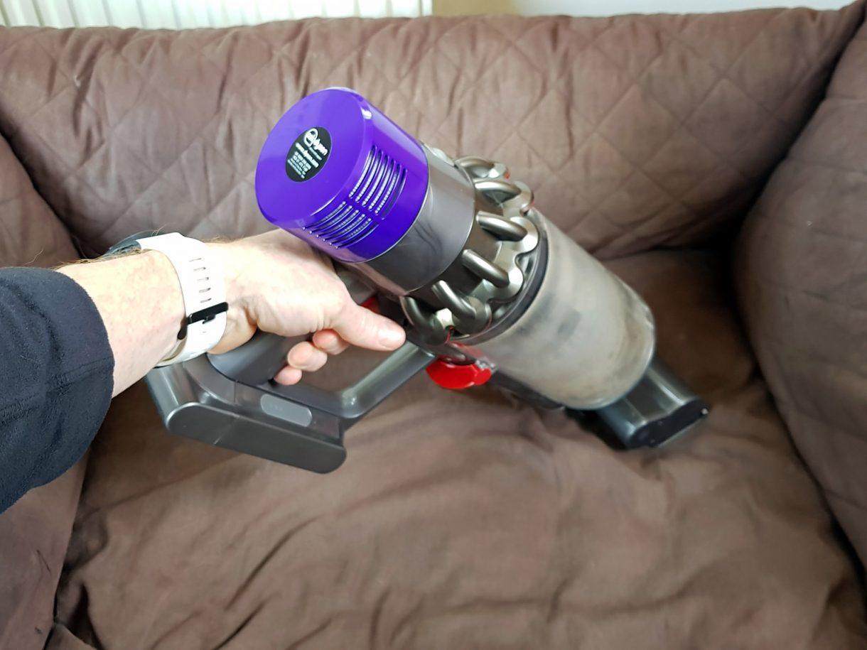 Dyson Cyclone V10 Absolute handheld Mini Motorized tool